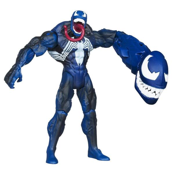 Symbiote Snap Venom Amazing Spider-Man figure