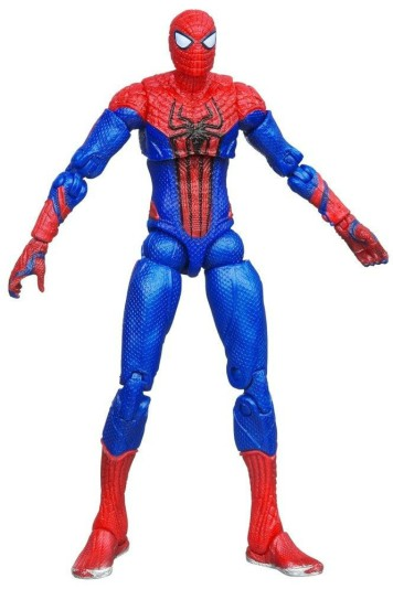 Ultra-posable Spider-Man Amazing Spider-Man Movie