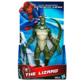 "8"" Amazing Spider-Man Lizard figure"