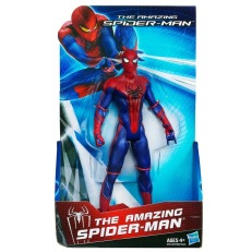 "8"" Posable Amazing Spider-Man figure"