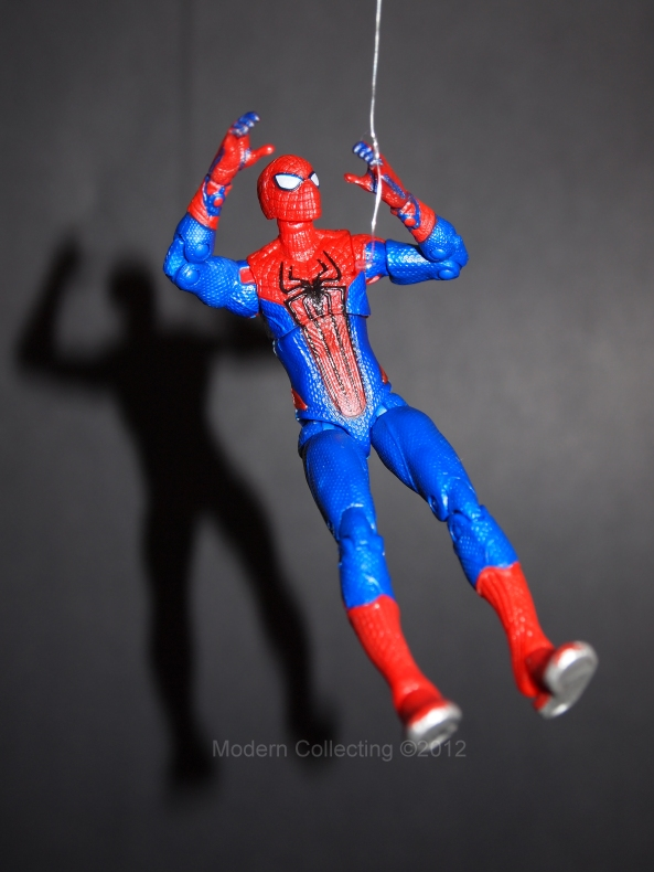 Amazing Spider-Man Movie figure Review