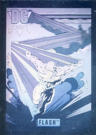 Flash Hologram DCCC