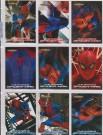 Amazing Spider-Man Movie Cards Hardees/Carls Jr. Set