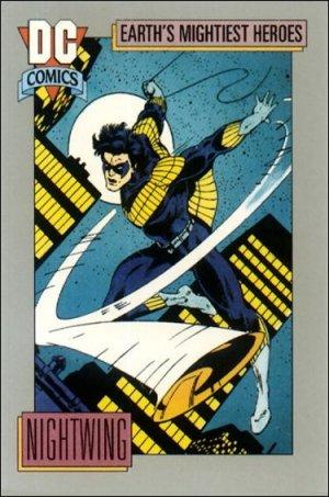 Nightwing DC Cosmic Card 65