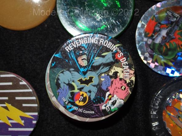 DC Batman Knightfall Pog