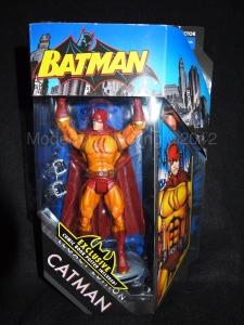 CatMan DC Universe Batman Legacy Edtion figure