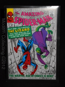 Reprint of Amazing Spider-Man 6