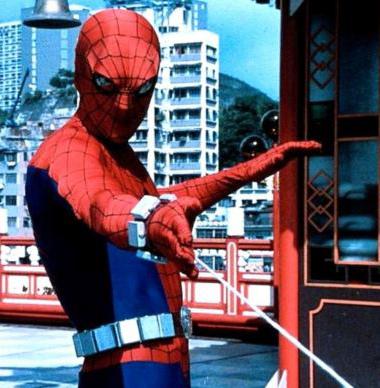 Spider-man TV costume