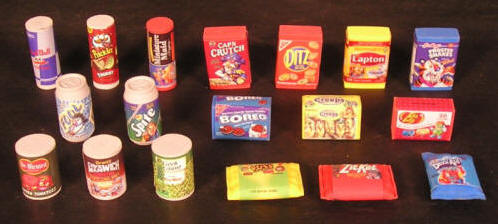 Wacky Packages Erasers Series 1