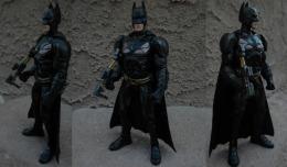 Dark Knight Movie Masters Sticky-bomb gun custom accessory