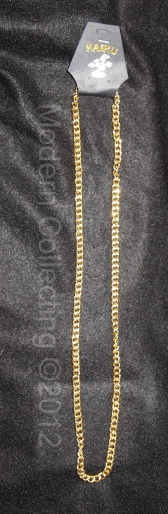 Haiku gold chain
