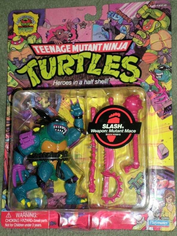 Teenage Mutant Ninja Turtles 25th Anniversary Slash