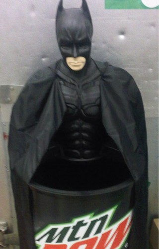 Dark Knight Rises display cooler