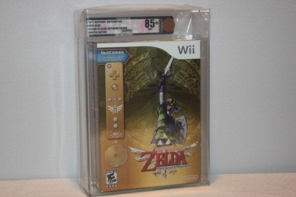 Legend Of Zelda Skyward Sword Bundle VGA