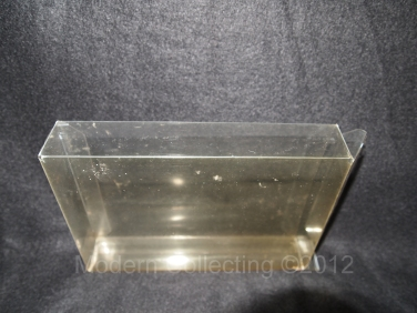 Video Game Box acrylic case from rental store