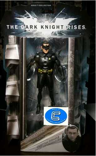 Batman dark knight rises robin toy