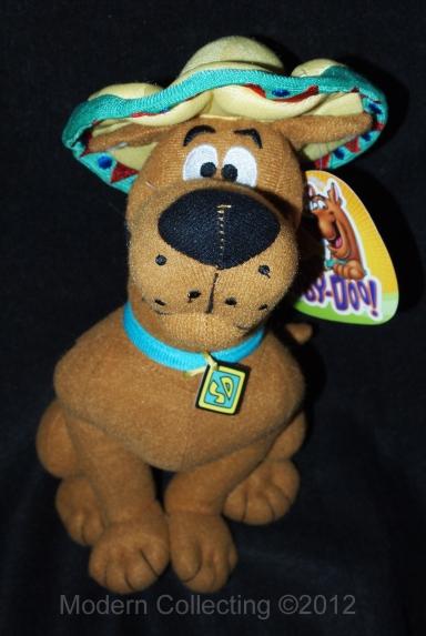 Scooby-Doo in sombreo plush