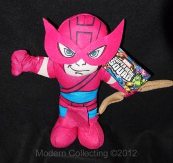 Hawkeye plush