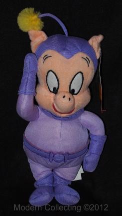 Porky Pig Space Cadet plush