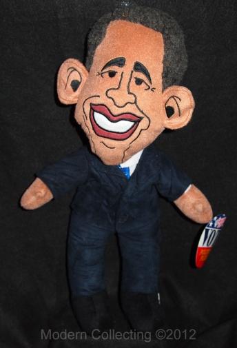 Barack Obama plush
