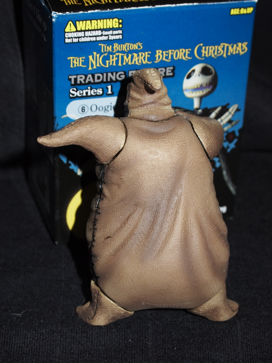 Oogie Boogie Trade Figure