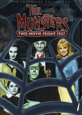 The Munsters Two Movie Fright Fest